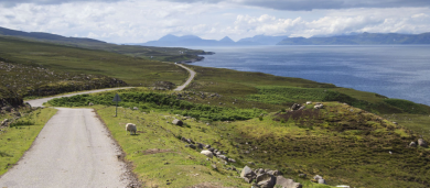 Motorhome Hire in Scotland